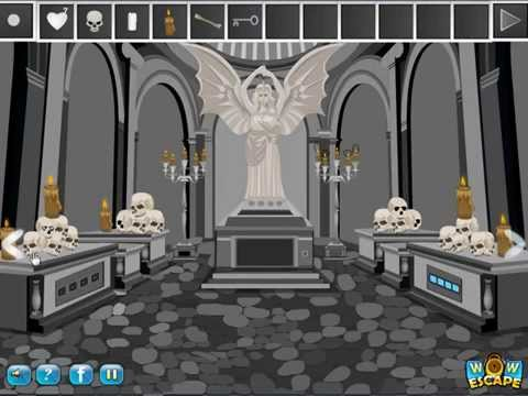 Angels And Demons Temple Escape Video Walkthrough video