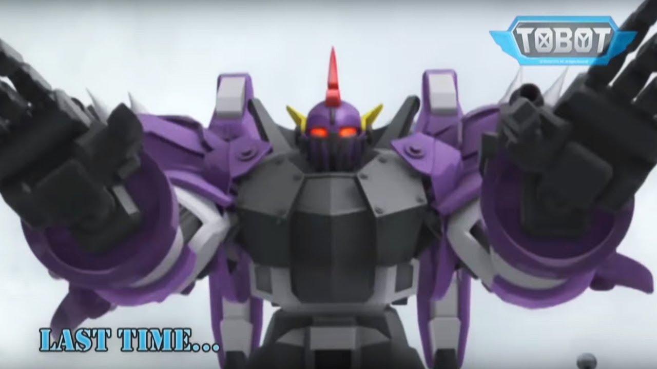 Тоботы новые серии - 9 Серия 2 сезон - мультики про роботов трансформеров [HD]