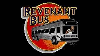 Revenant Bus - A Doom 2 Simulation Map