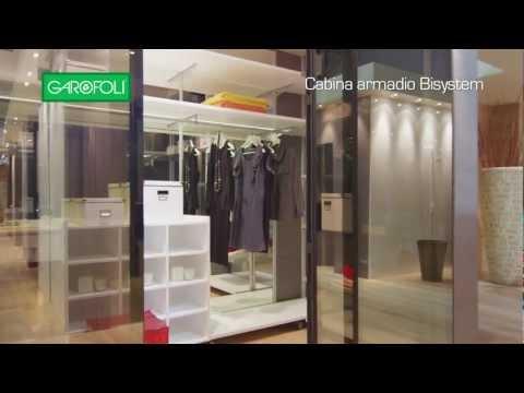 Gruppo Garofoli – Cabina armadio Bisystem