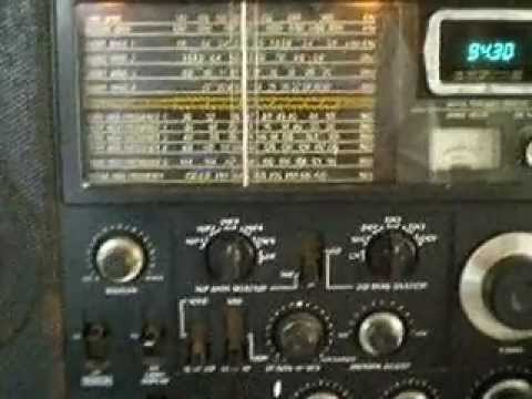 OLD RADIO PLAYING MALAYALAM PROGRAMME