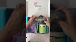Packing our Bloom Fall Subscription Box for Girls