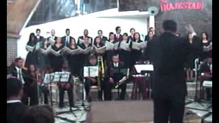 Coro Advenimiento   Gloria a su Majestad