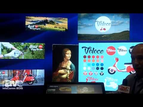 InfoComm 2015: Prysm Exhibits Olympic 4K UHD Video Walls