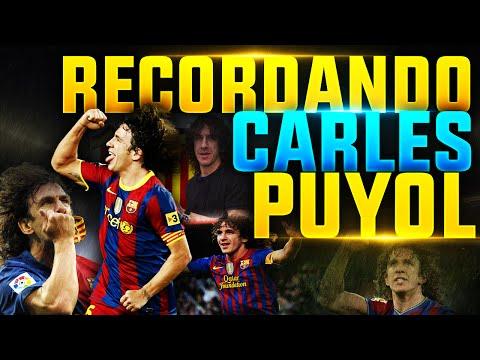Recordando a... Carles Puyol