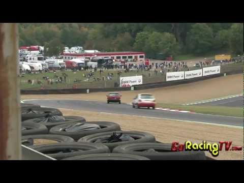 2011 UK Ford Fiesta Championship - Rounds 15 & 16 Brands Hatch shown o