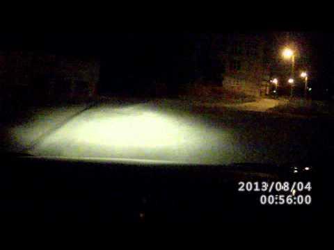 Видео аварии в Березниках виновник ДТП решил скрыться по дворам но поплатился за это….