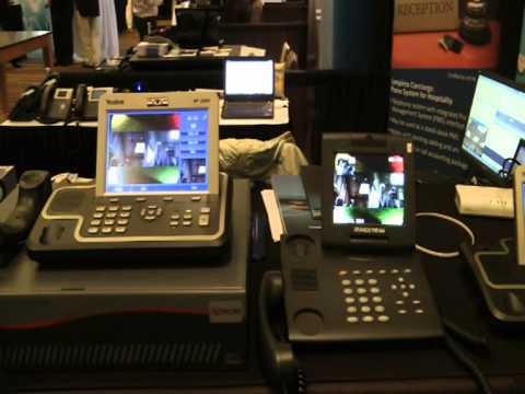 Asterisk Based Video Conferencing Live Demonstration