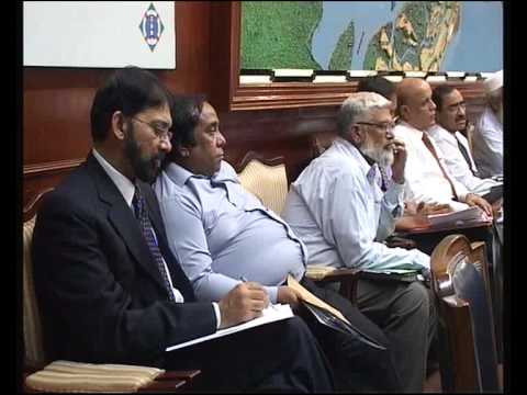karachi port trust meeting 2