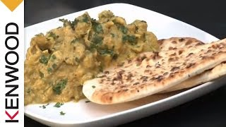 Chicken Curry Recipe for Your Kenwood Cooking Chef
