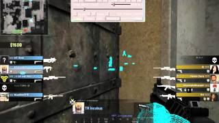 TR İncubus Named CS:GO Hacker - Proof Video - Report Please^^