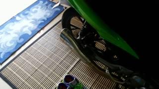 2013 [NEW] Suzuki Shogun Axelo Leo Vince Exhaust Full System From Malaysia