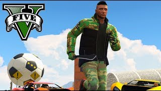 EL PARKOUR MAS DIFICIL CON FINAL FELIZ !! GTA V ONLINE Makiman