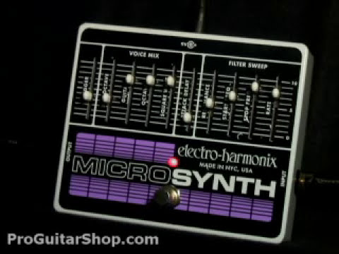 Electro Harmonix Micro Synth