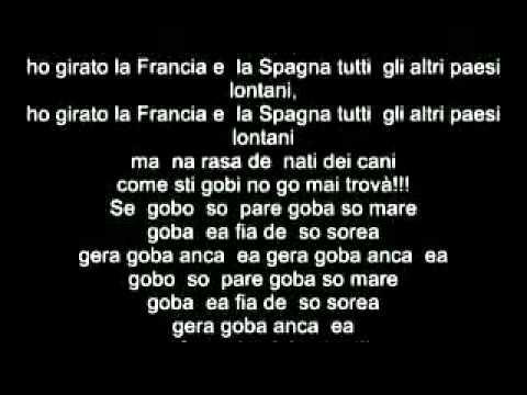 Popolari - La Fameja Dei Gobon