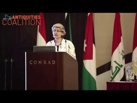 Culture Under Threat: UNESCO Director General Address at Culture Under Threat Conference in Cairo