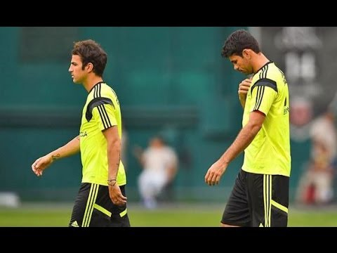 Diego Costa and Cesc Fabregas to join Chelsea