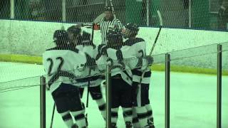 Air Academy vs Cherry Creek Hockey Highlights