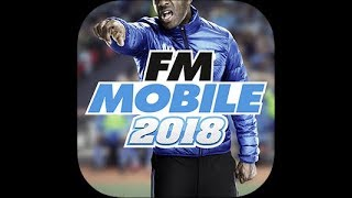 Football manager 2018 APK indirme
