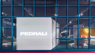 Pedrali at Salone del Mobile 2017 - 6 days at the fair