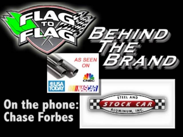 Flag to Flag's Behind The Brand: Stock Car Aluminum and Steel