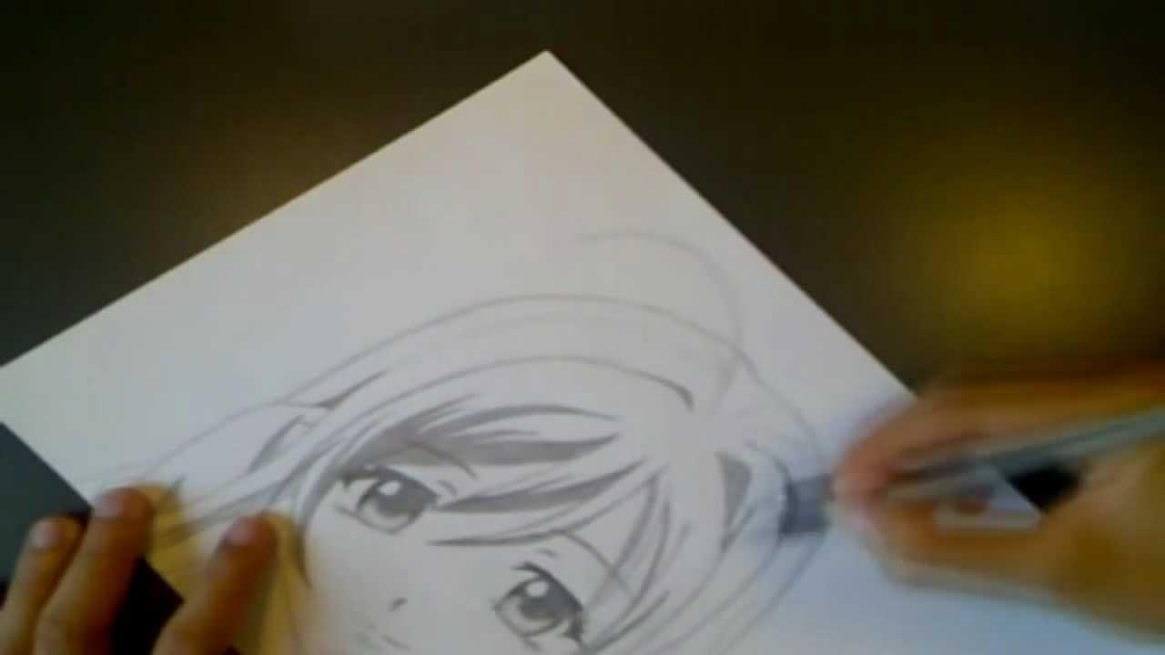 Moka Akashiya Drawing Let's Draw Moka Akashiya