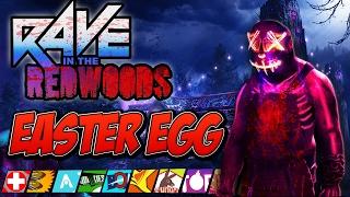 Rave in the Redwoods Easter Egg en Directo/Primer Intento fail