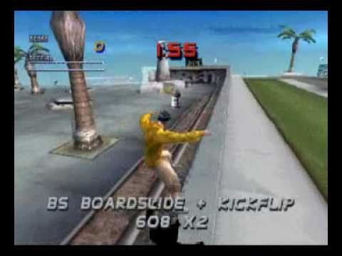 Tony Hawk's Pro Skater 2 PS1 Walkthrough P1