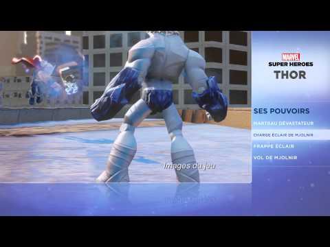 Disney infinity 2.0 : Marvel Super Heroes - Présentation de Thor