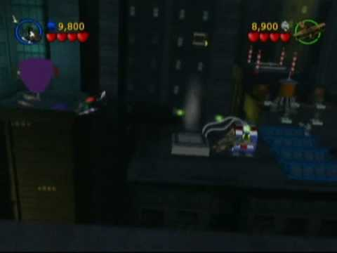 LEGO Batman Story 57 - Villains - Chapter 3 - Biplane Blast (1/2)