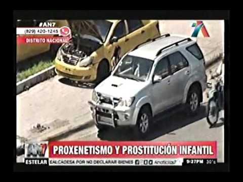 Proxenetismo y Prostitución Infantil en Santo Domingo Parte 1