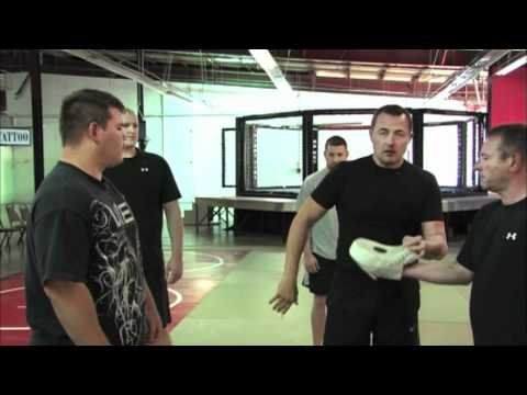 Learning the Systema Punch with Val Riazanov and Ballistic Striking part 2