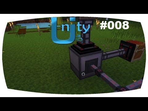 Minecraft Unity | Technik muss her | ChristinaLP | #008