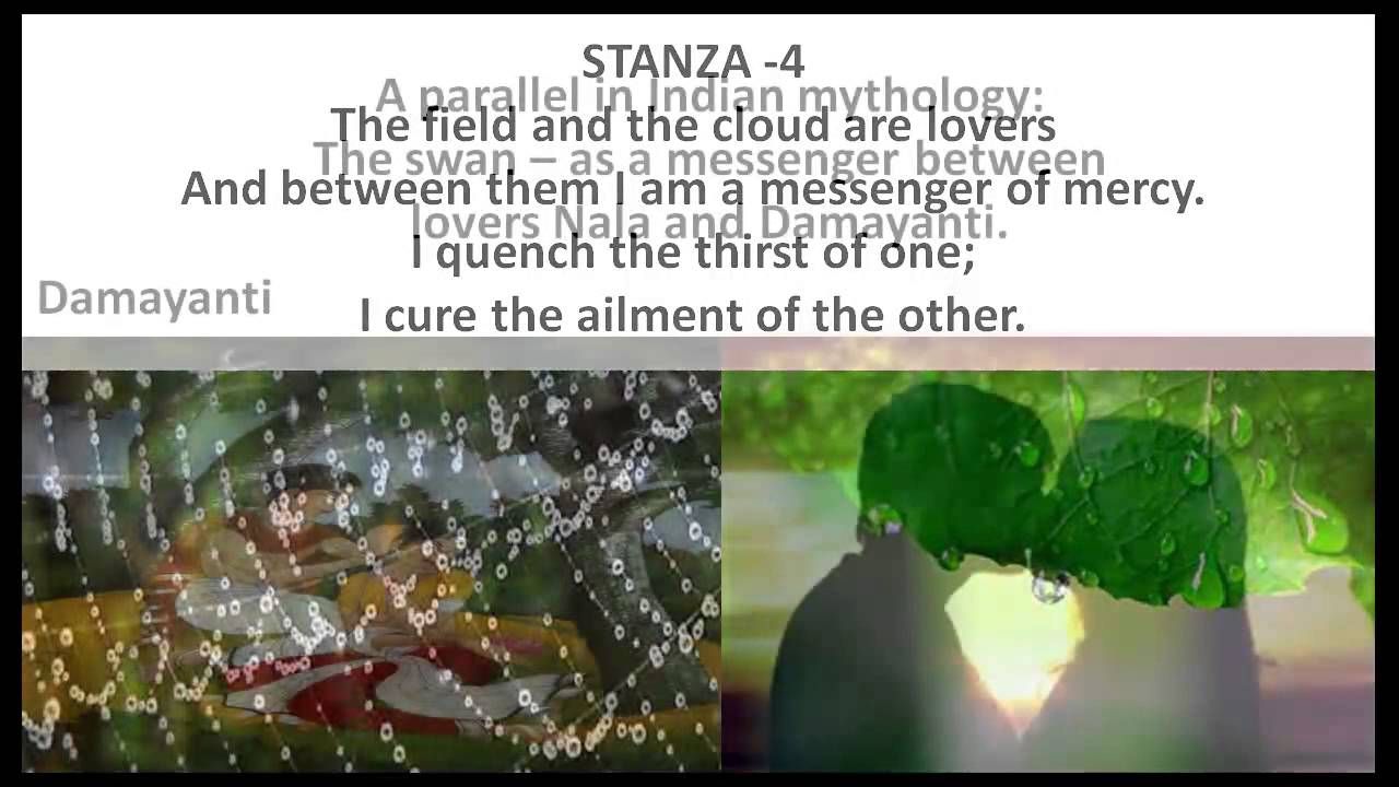 Song Of The Rain Cbse English Poem Class 9 Youtube