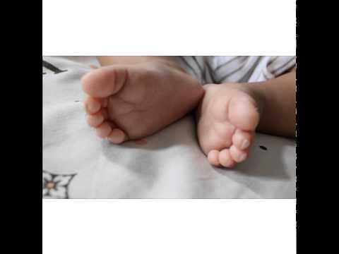 Mahadana Haza Al Ghani is 6 months old
