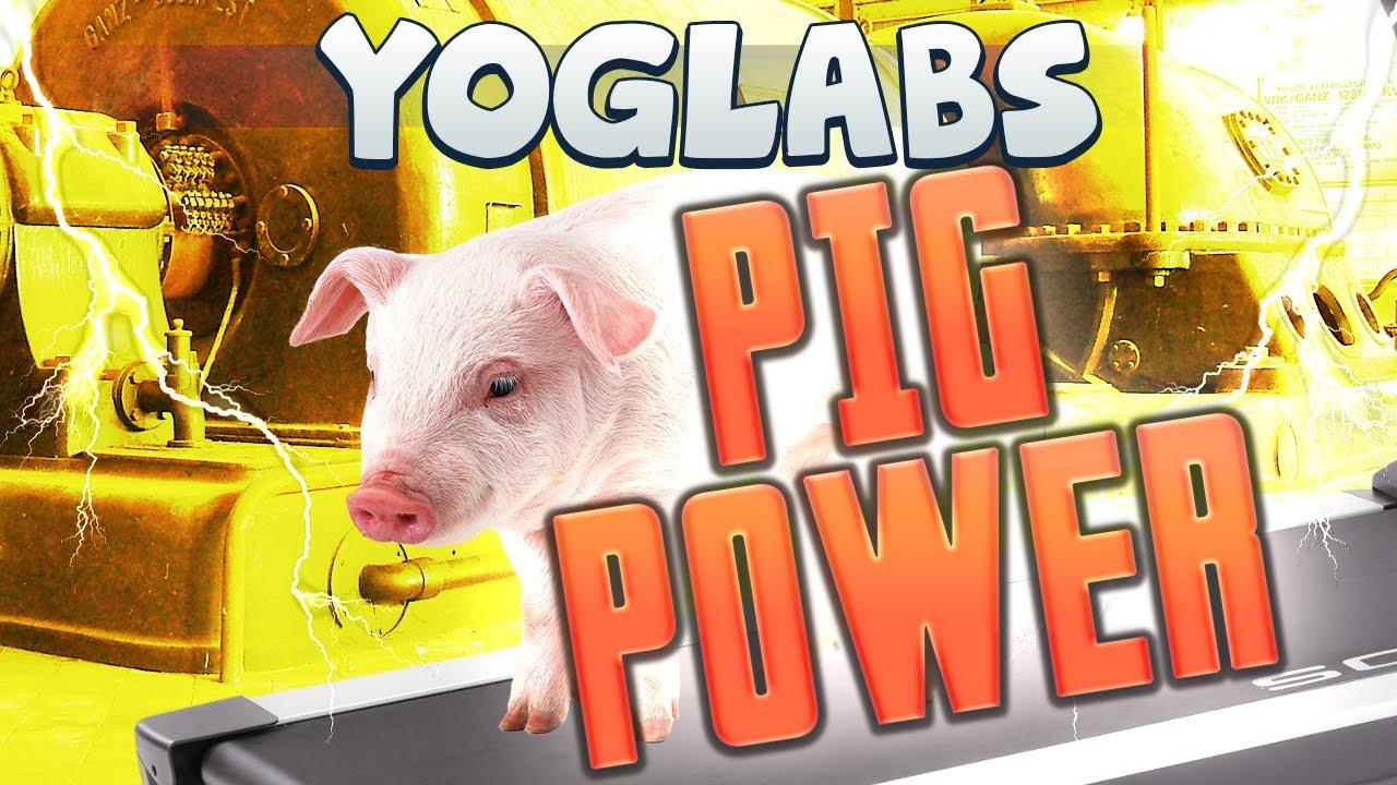 Minecraft Mods Pig Powered