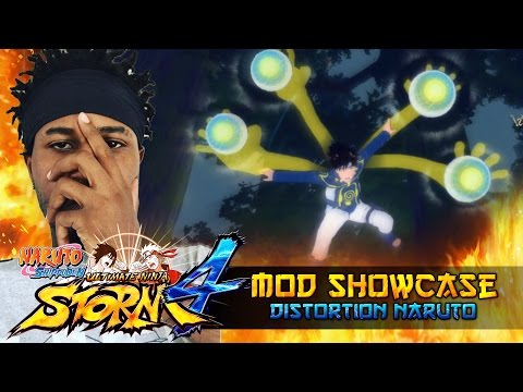 Distortion Naruto Uzumaki!!! Naruto Shippuden Ultimate Ninja Storm 4 Mods!!! w/ ShinoBeenTrill thumbnail