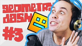 GEOMETRY DASH #3 | Hoggy