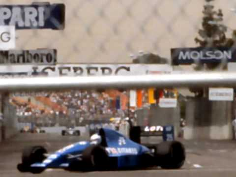 The Formula One United States Grand Prix was held on the Phoenix street circuit in Phoenix, Arizona between 1989 and 1991. It was held downtown by the Phoenix Civic Plaza and the America West...