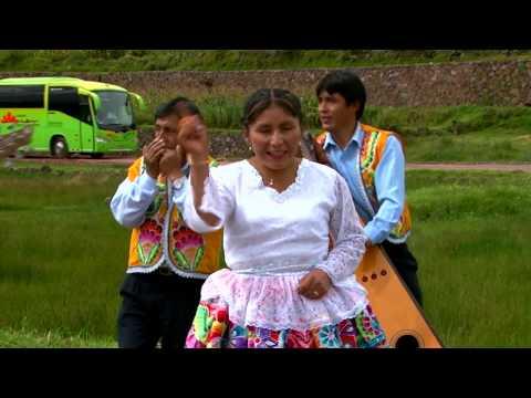 "Yeni Garcia - Tayancuschay / Video Oficial Full Hd ""huayhua Producciones"""