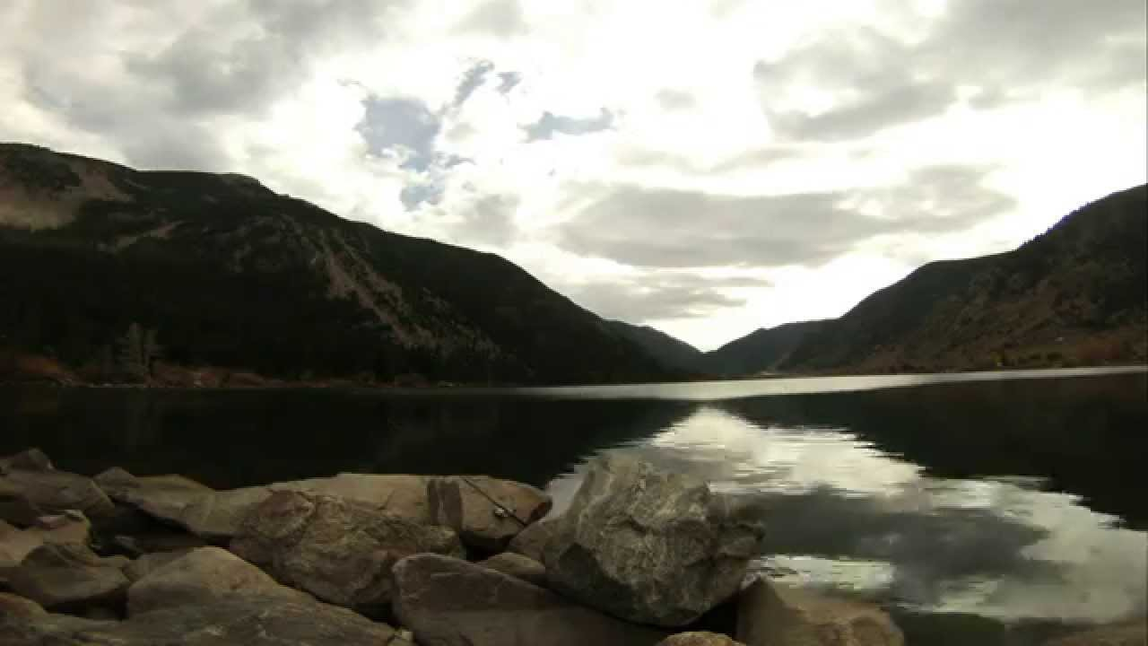 Georgetown lake 10 17 2014 youtube for Lake georgetown fishing