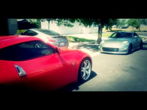 350z and 370z Video shoot
