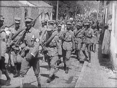 anti-japanese KMT warriors speaking of truth about Second China Japan War old veteran respected
