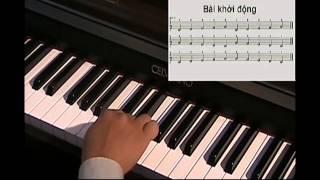 Học Đàn Online Piano Level 1_Bài 1