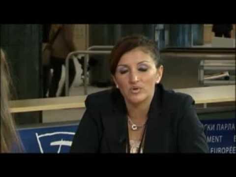 Sonia Alfano e Sabina Guzzanti al Parlamento europeo Parte 1 – 01/06/2010