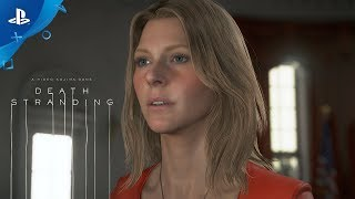 Death Stranding – Briefing Trailer   PS4