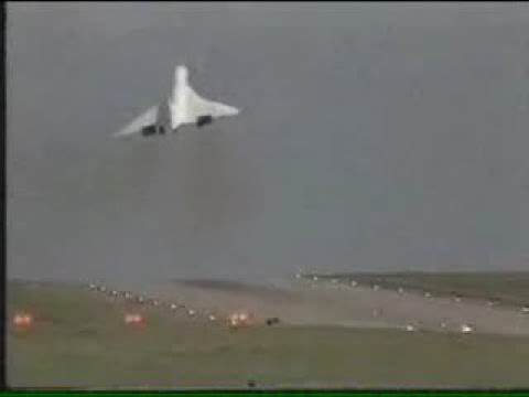Concorde captain changes his mind