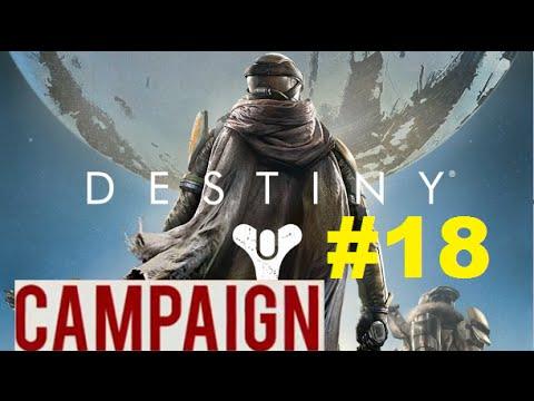 Destiny Campaign Let's Play W/ WonderWooDz #18