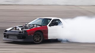 THE 5 DAY FC DRIFT CAR BUILD IS ALIVE