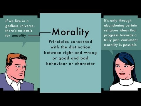 Morality 1: Good without gods